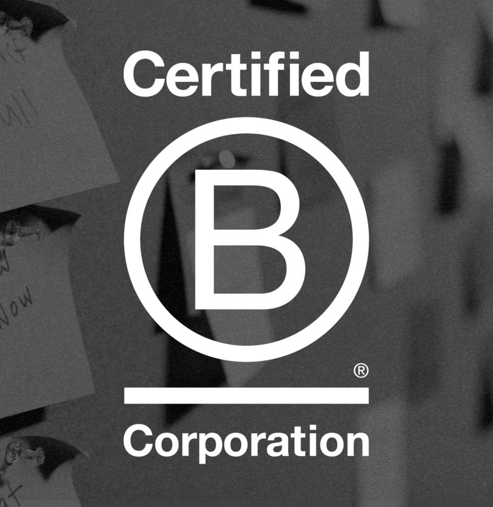 digital marketing agency for nonprofits certified B Corp